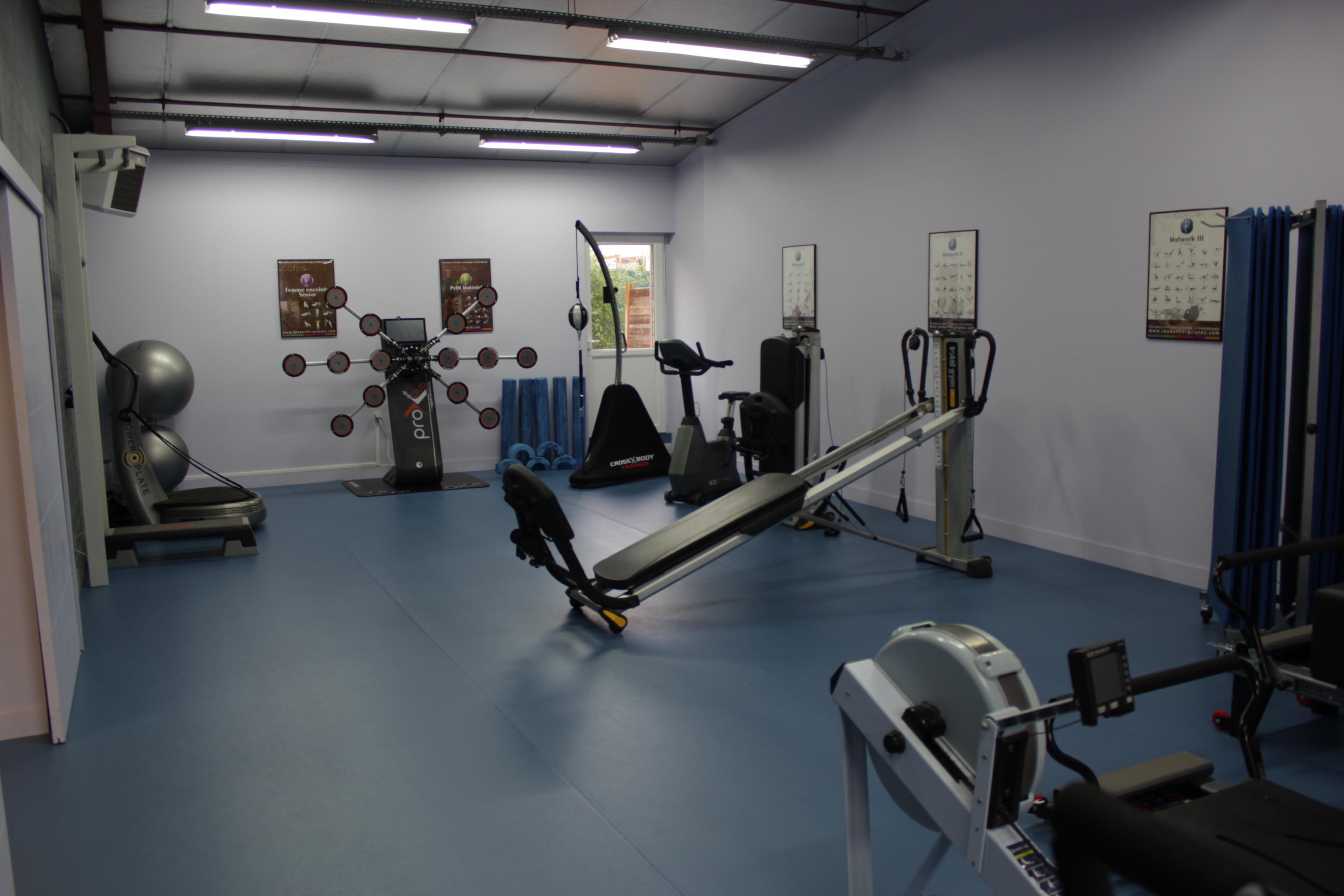 Salle de Coaching